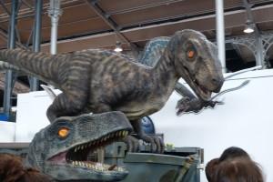 Jurassic World - Paris Comic Con 2015