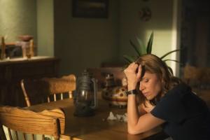 Kim Dickens dans Fear the Walking Dead