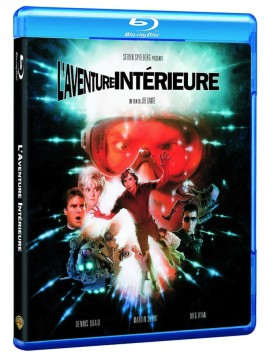L'Aventure intérieure - poster blu-ray