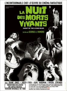 La Nuit des Morts-Vivants - affiche