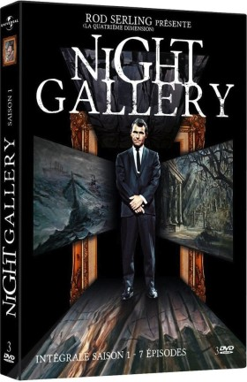 Night Gallery - jaquette