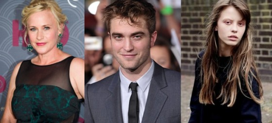 Patrica Arquette, Robert Pattinson, Mia Goth chez Claire Denis