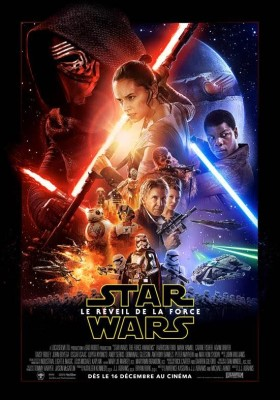Star Wars Le Réveil de la Force - affiche