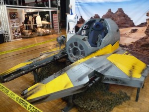 Starfighter - Star Wars - Paris Comic Con 2015
