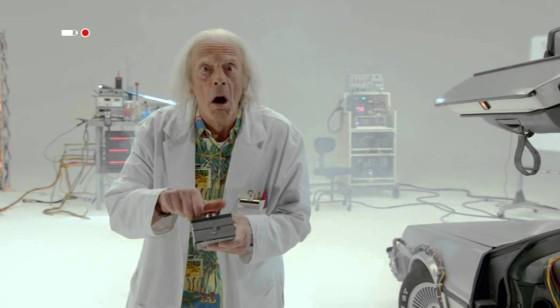 Teaser de Doc Brown Saves The World