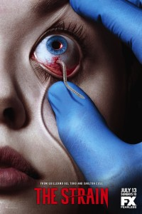 The Strain S1 - poster