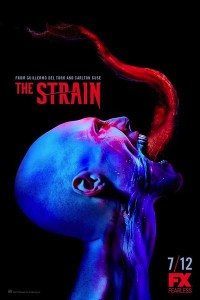 The Strain S2 - poster
