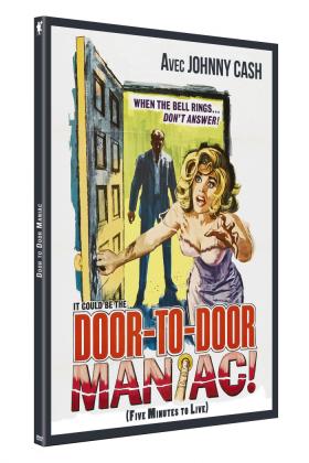 door-to-door-maniac - affiche