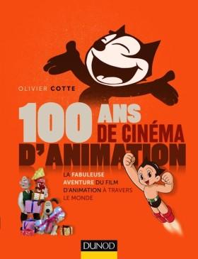 100 ans de cinema d'animation - couverture