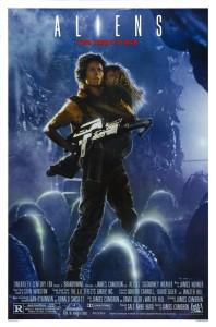 Aliens - poster