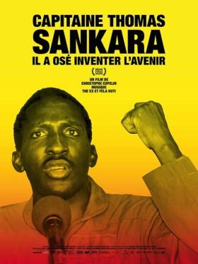Capitaine Thomas Sankara - affiche