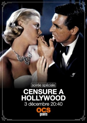Censure à Hollywood - affiche