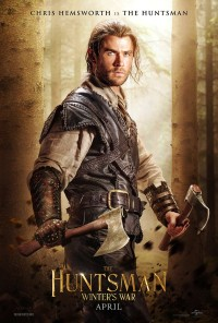 Chris Hemsworth - le chasseur
