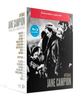 Coffret integral Jane Campion