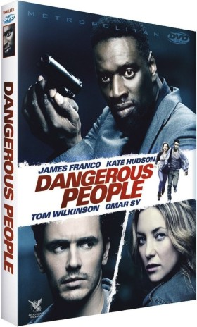 Dangerous People (Good People) - jaquette