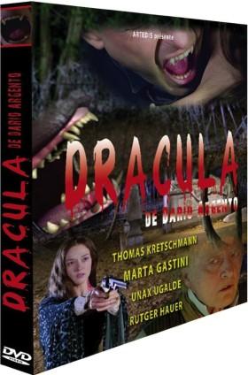 Dracula 3D - jaquette