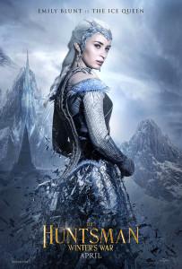 Emily Blunt - la Reine des Glaces