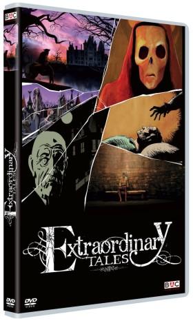 Extraordinary Tales - jaquette