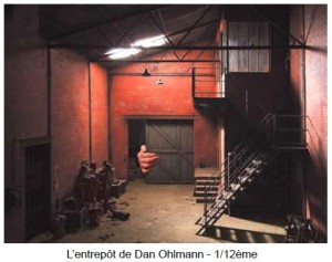 L'Entreprot de Dan Ohlmann