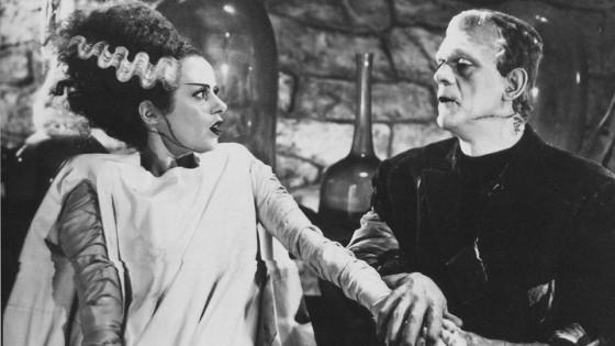 La Fiancée de Frankenstein de James Whale (1935) - Universal