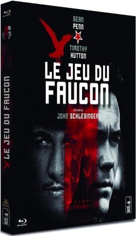 Le Jeu du Faucon - jaquette