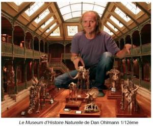 Le Museum d'Histoire Naturelle de Dan Ohlmann
