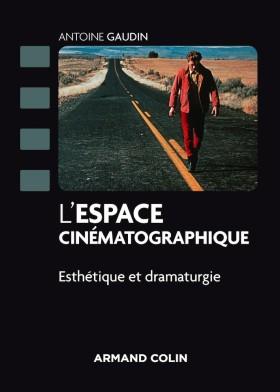 L'espace cinématographique - couverture