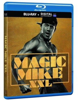 Magic Mike XXL - jaquette