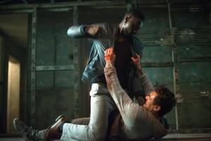 Omar Sy et James Franco dans Dangerous People (Good People)