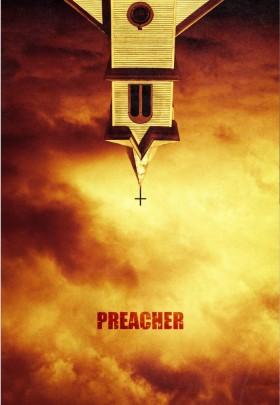Preacher - poster teaser AMC