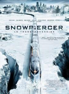 Snowpiercer - Le Transperceneige - affiche