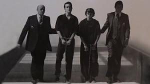 Timothy Hutton et Sean Penn dans Le jeu du Faucon de John Schlesinger