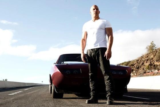 Vin Diesel - Fast & Furious