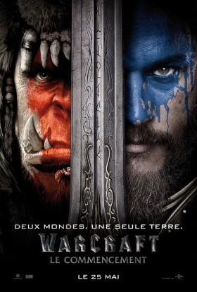 Warcraft le commencement - affiche