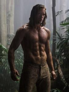 Alexander Skarsgard dans Tarzan de David Yates