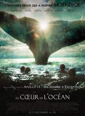 Au coeur de l'Océan - affiche