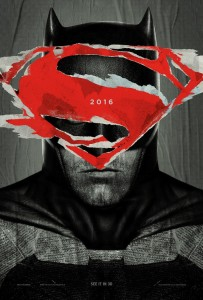 Batman v Superman - affiche teaser