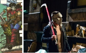 Casey Jones (Stephen Amell ) - Ninja Turtles