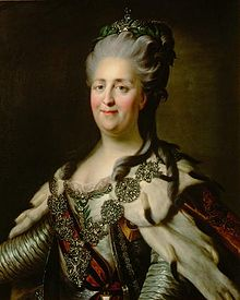 Catherine II de Russie / Catherine la Grande