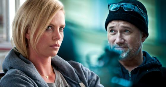 Charlize Theron - David Fincher