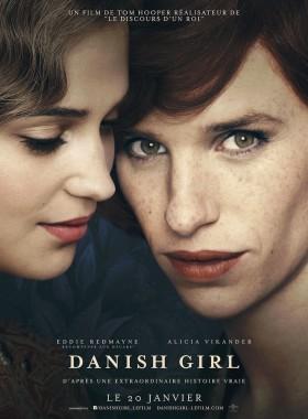 Danish Girl - affiche