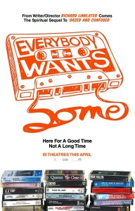 Everbody Wants Some - autre affiche