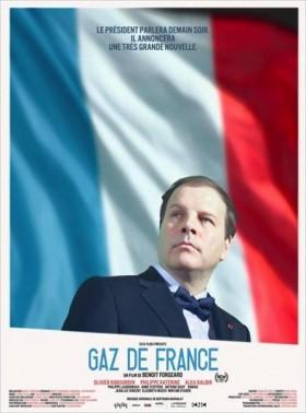 Gaz de France - affiche