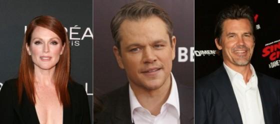Julianne Moore, Matt Damon et Josh Brolin au casting de Suburbicon de George Clooney ?