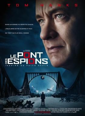 Le Pont des Espions - affiche