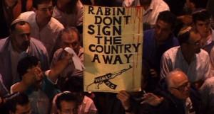 Le dernier jour de d'Yitzhak Rabin