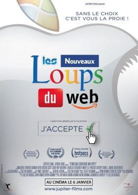 Les Nouveaux du Loups du Web - affiche