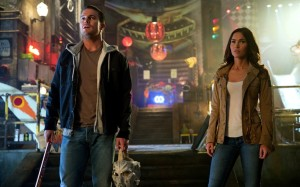 Megan Fox dans Ninja Turtles 2