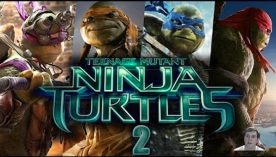 Tennage Mutant Ninja Turtles 2