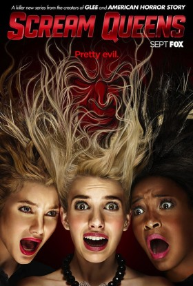 Scream Queens - affiche